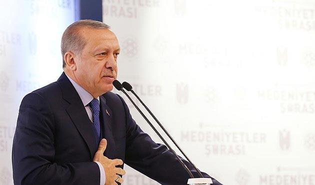 Erdoğan: İstanbul onca yaşadıklarına rağmen halen ayaktadır