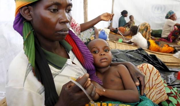 Burundi'de kolera salgını: 4 ölü