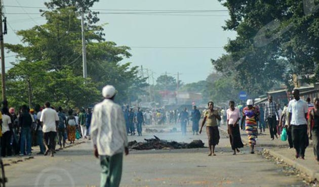 Burundi'de şiddet durmuyor
