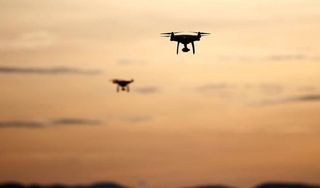 İran'dan Irak'a 'drone' ile uyuşturucu kaçakçılığı!