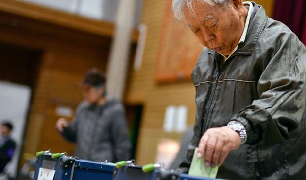 Japonya'da genel seçim heyecanı