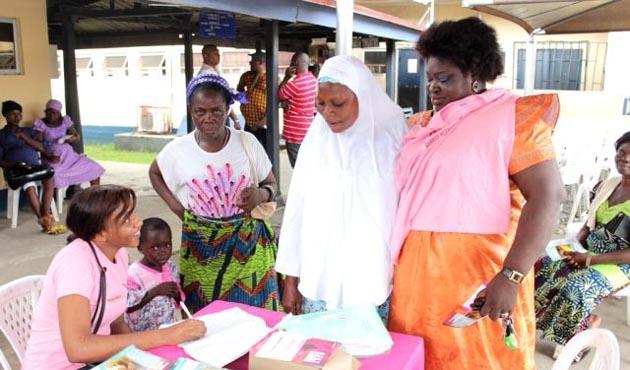 Nijerya'da yılda 250 bin kadın kanserden ölüyor