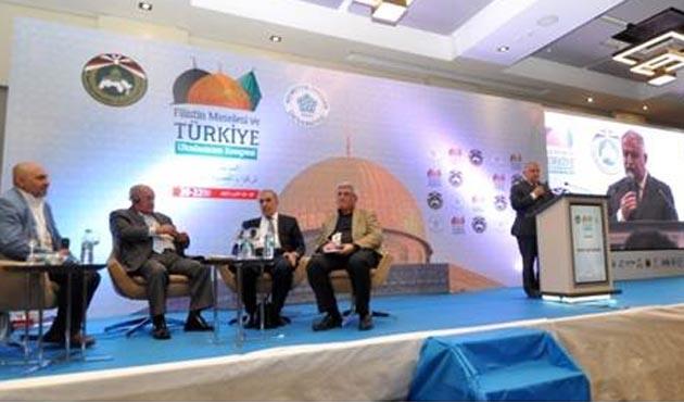 'Filistin Meselesi ve Türkiye Uluslararası Kongresi'