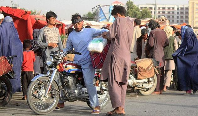Afganistan'da 5 bin aile DEAŞ-Taliban çatışmasından kaçtı