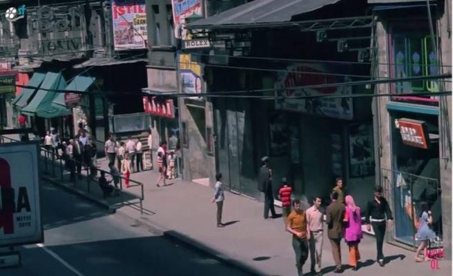 'Emek Sineması Yeniden' sergisi açıldı