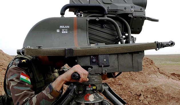 'Alman silahları Irak askerlerine karşı kullanılmadı'