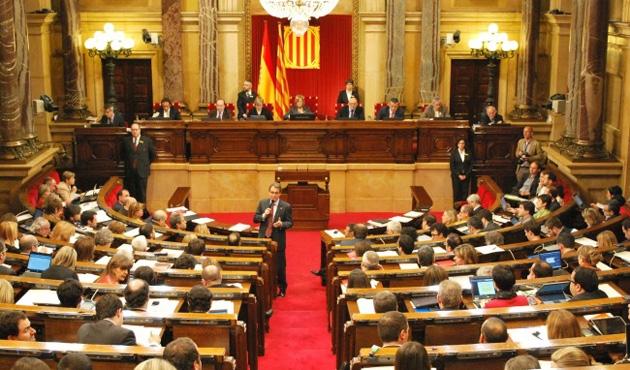 Katalonya'nın feshedilme kararına AB'den onay