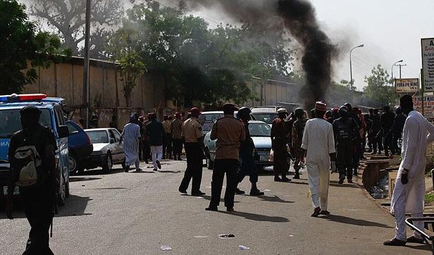 Nijerya'da düzenlenen intihar saldırılarında 13 ölü