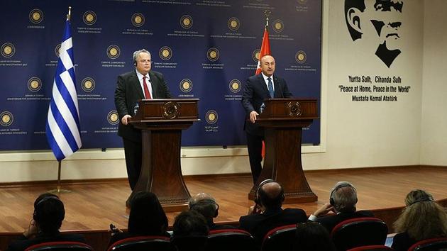 Türkiye'den Yunanistan'a 'FETÖ' uyarısı