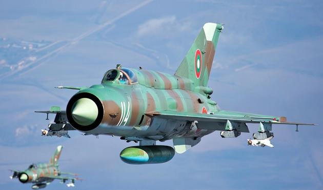 Bulgaristan'da savaş pilotlarından boykot