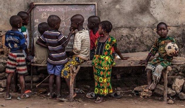 Dünyada 264 milyon çocuk eğitimden yoksun