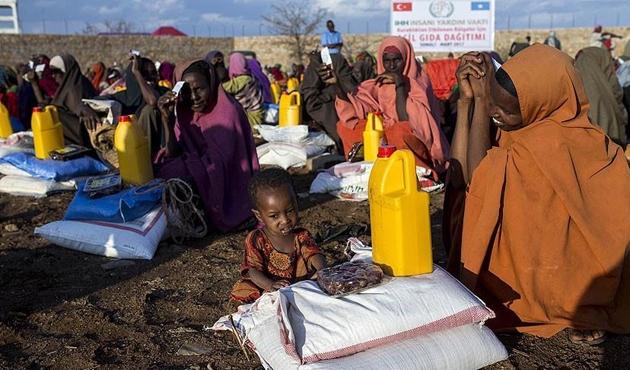 İHH'dan Somali'ye acil sağlık yardımı