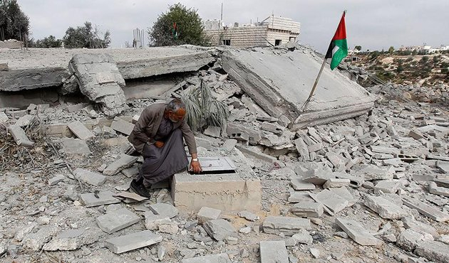 İsrail, Arap köyü Arakib'i 120'nci kez yıktı