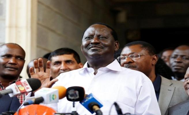 Kenya'da muhalefet lideri Odinga, kendisini 'halkın başkanı' ilan etti