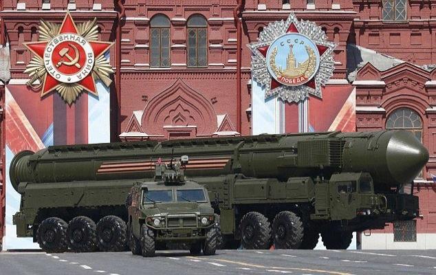 Rusya 'Satan 2' testlerine başlıyor