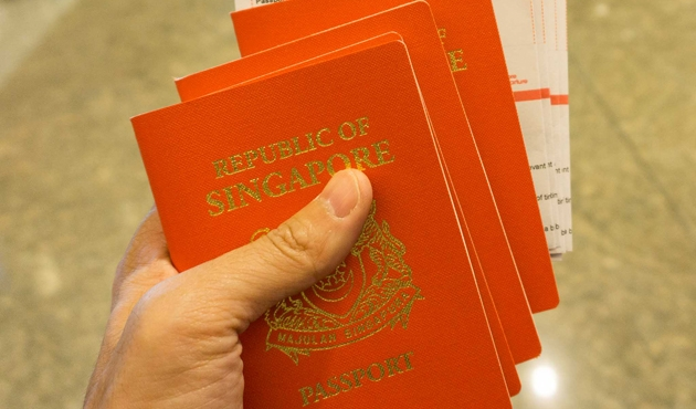 'Dünyanın en avantajlı' pasaportuna sahip ülke Singapur