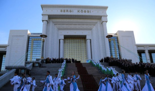 UND'nin gözü Özbekistan'dan sonra Türkmenistan'da