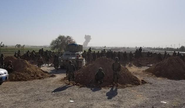 DEAŞ'ın Irak'taki son kalesi düştü