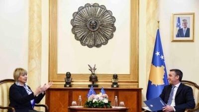 AB'den Kosova'ya 100 milyon avroluk destek