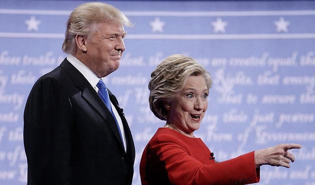 Trump'tan Clinton'a '6 milyon dolarlık' suçlama