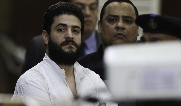 Mursi'nin büyük oğlu Usame'ye 3 yıl hapis