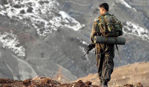 19-25 Ekim arasında 72 terörist etkisiz hale getirildi