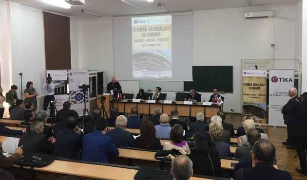 TİKA Romanya'da Türk araştırma merkezi açtı
