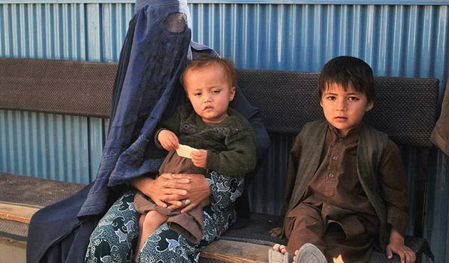 Türkiye'nin desteğiyle Afganistan'da bin çocuk sünnet oldu