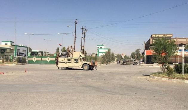 Irak güçleri Musul'daki 40 petrol kuyusunda denetimi sağladı