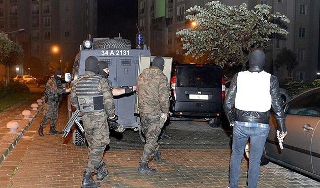 İstanbul'da eylem hazırlığındaki 6 DEAŞ üyesi yakalandı