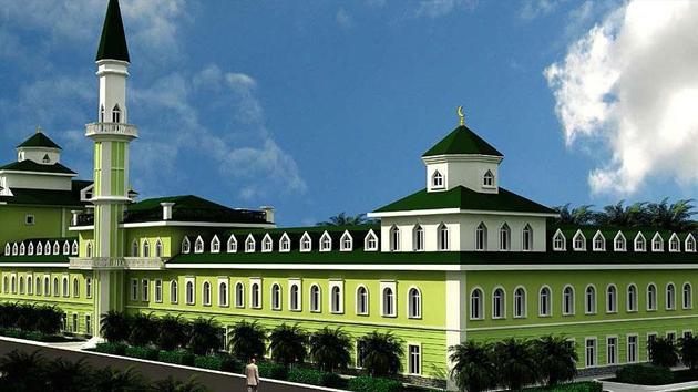 İstanbul Müftülüğü, Başkurtistan'da üniversite yaptırıyor