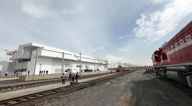 Demir İpek Yolu'nda ilk resmi sefer pazartesi günü yapılacak