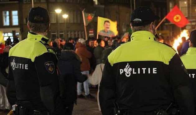 Belçika'da Türklere provokasyon