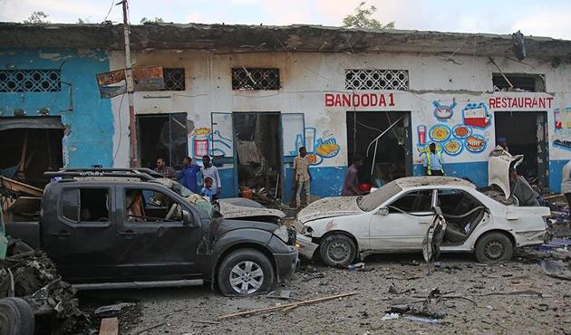 Mogadişu'daki bombalı saldırıda ölü sayısı 27'ye yükseldi