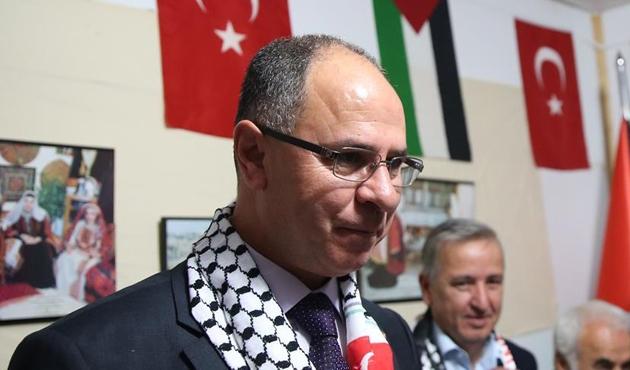 Filistin'in Ankara Büyükelçisi'nden 'Balfour'  değerlendirmesi