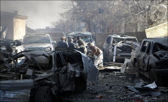 Kabil'deki patlamayı DEAŞ üstlendi