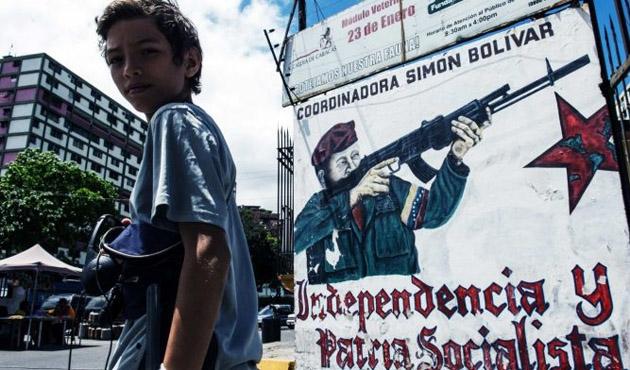 Venezuela muhalefetinden seçim boykotu