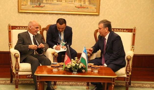 Özbekistan'a İran yolu açılacak