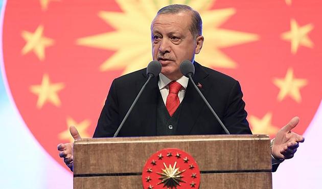 Cumhurbaşkanı Erdoğan'dan AKM açıklaması