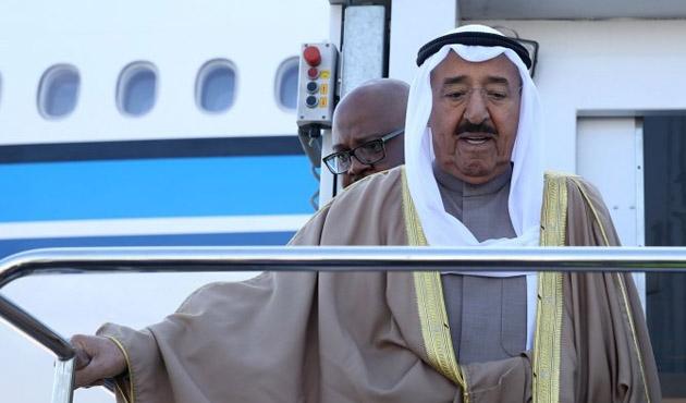 Kuveyt Başbakanı yeniden Sabah