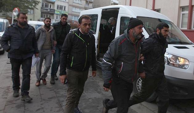 Eylem hazırlığındaki 283 DEAŞ'lı yakalandı