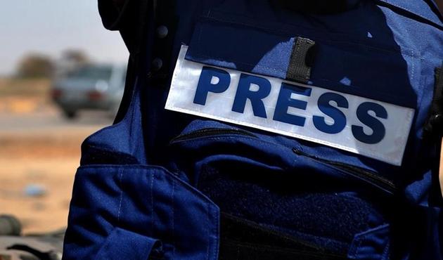 Suriye'de yedi yılda 634 gazeteci öldürüldü
