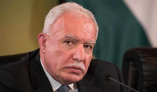 Filistin Dışişleri Bakanı, İngiltere'ye dava açacak