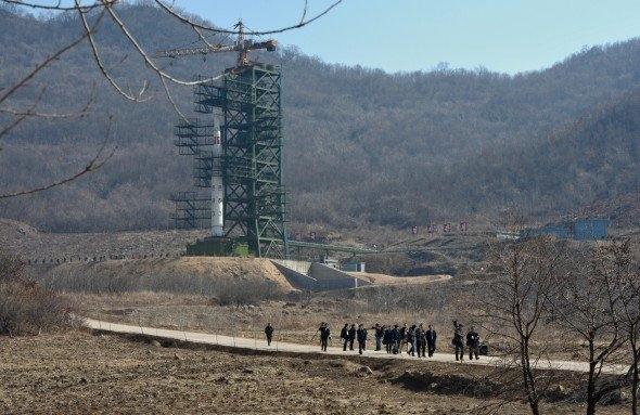 Kuzey Kore'den 'Tünel çöktü' iddiasına ret