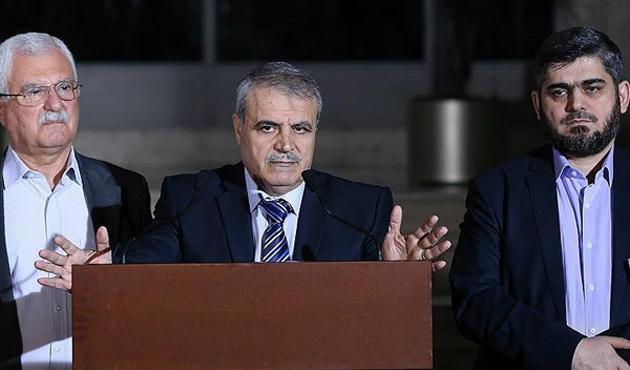 Suriyeli muhaliflerden Rusya öncülüğündeki toplantıya tepki