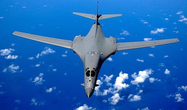 ABD savaş uçaklarından Kore Yarımadası'nda tatbikat
