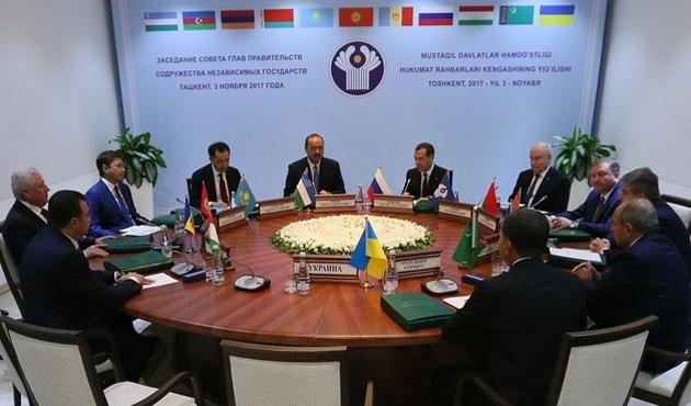 BDT ülkeleri başbakanları Özbekistan'da toplandı
