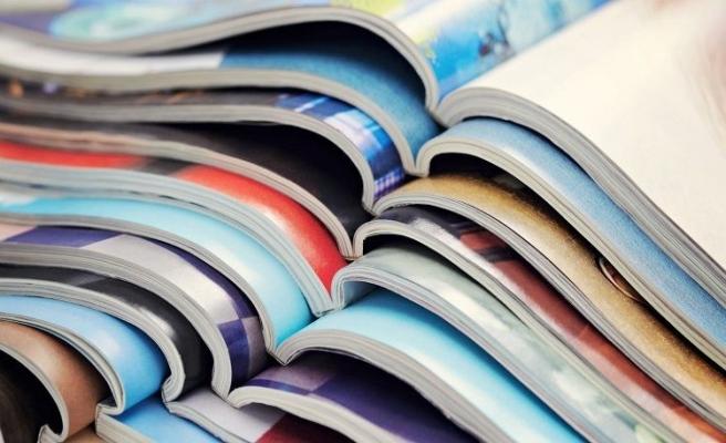 Dergi okuyucuları Kasım ayı dergilerine kavuşmaya başladı