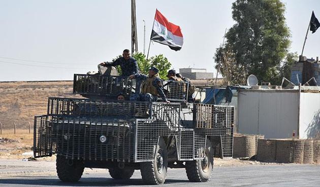 Irak güçleri DEAŞ'ın son kalesine de girdi
