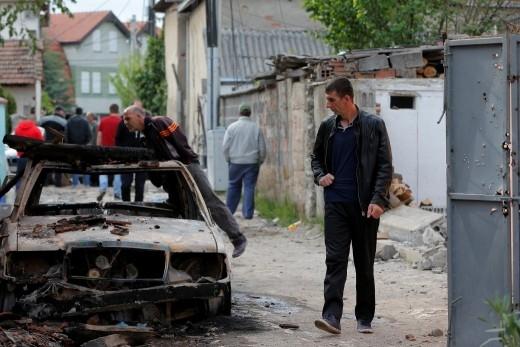 Kumanova'daki silahlı çatışma davasında olay